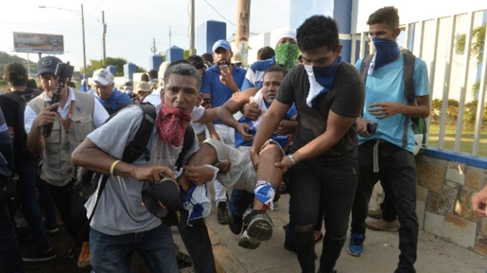 Iglesia pide frenar represión en Nicaragua - Foto de La Prensa de Nicaragua