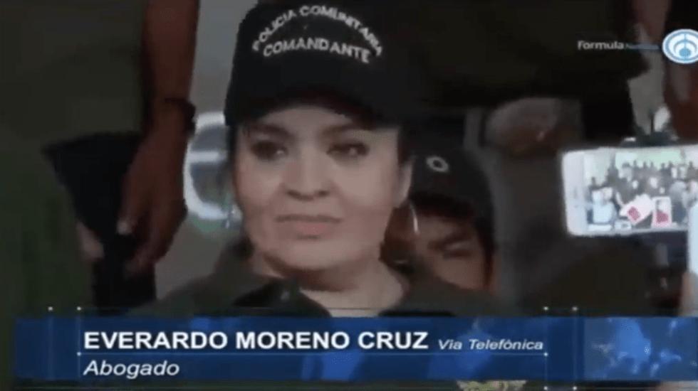 Nestora Salgado no puede ser candidata