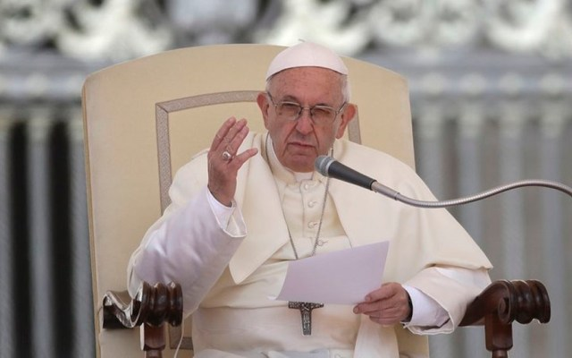 El papa Francisco autoriza beatificación de Concepción Cabrera de Armida - Foto de AP