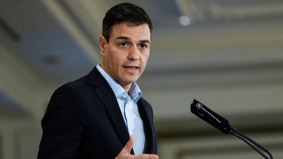 España tiene su primer presidente surgido de moción de censura - Foto de El Plural