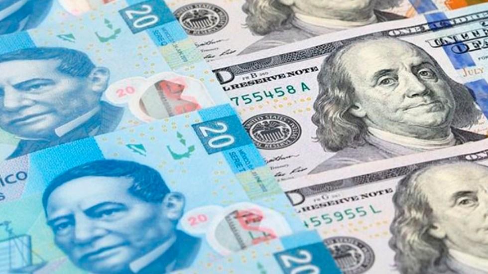 Peso cierra con mayor avance frente al dólar desde marzo de 2017 - Foto de internet