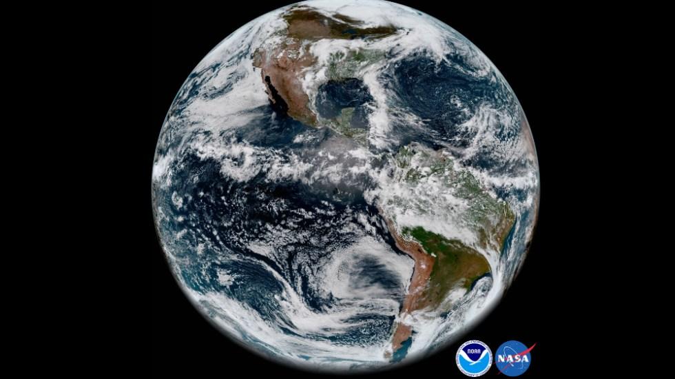 #Videos Satélite de NOAA y NASA revela imágenes impresionantes de la Tierra - Foto de NOAA