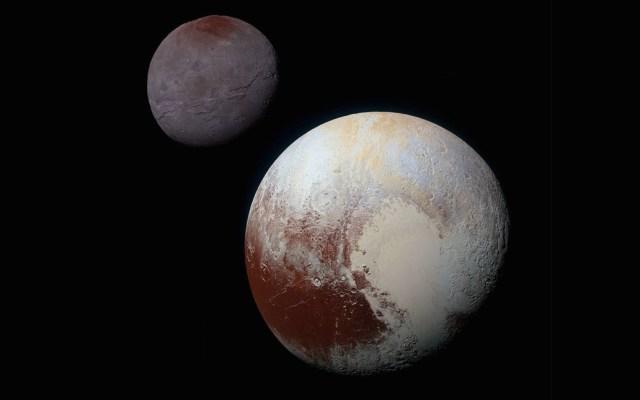 Nuevos detalles sobre la superficie de Plutón - Foto de NASA
