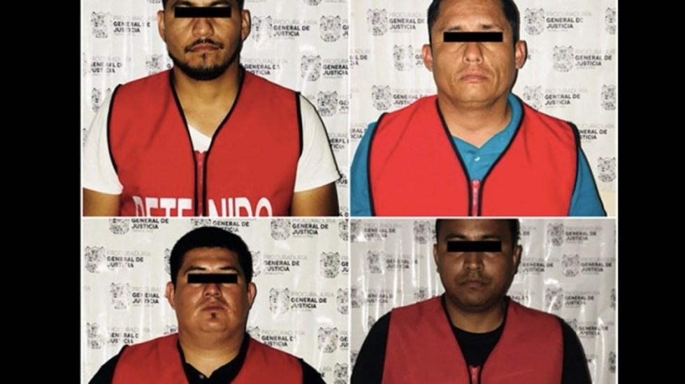 Detienen a cuatro policías en Tamaulipas por secuestro - Foto de Internet