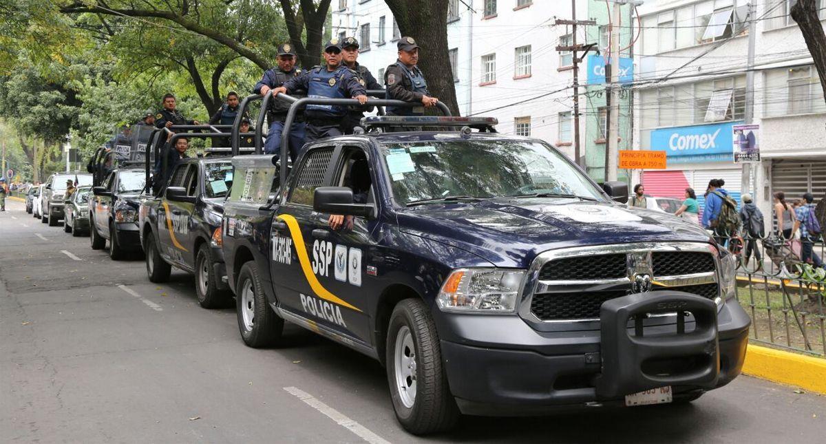 Asesinatos en CDMX, por disputa de territorio: Amieva