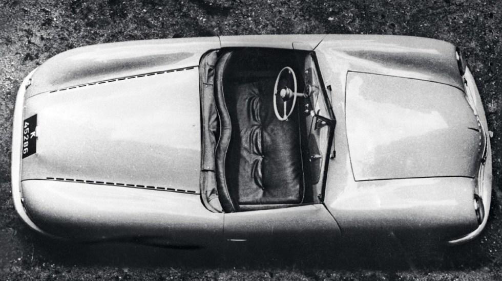 Porsche recrea su primer auto deportivo - Foto de Porsche