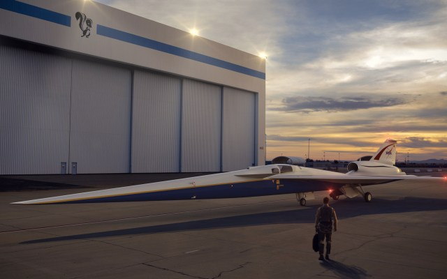Foto de Lockheed Martin/NASA