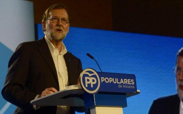 Rajoy dejará presidencia de PP tras perder moción de censura - Foto de PP