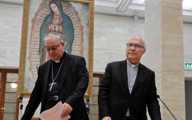 La carta que retrata la crisis de la iglesia chilena - Foto de La Stampa