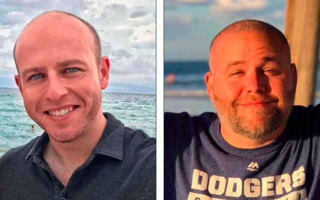 Tormenta Alberto deja dos periodistas muertos en EE.UU. - Foto de AP