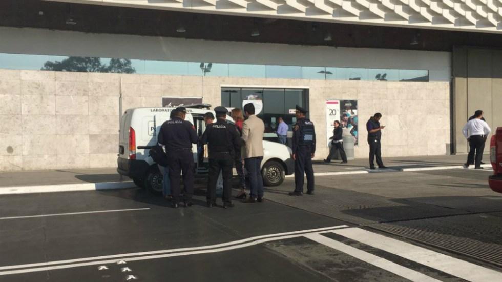 No se activaron alarmas durante robo a joyería en Perisur - Foto de Noticieros Televisa