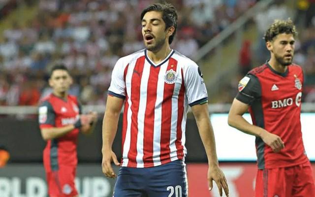"""Rodolfo Pizarro tendría oferta de Europa """"imposible de rechazar"""" - Foto de Internet"""