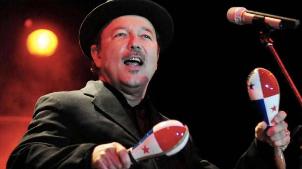 Roban a equipo de Rubén Blades tras concierto en Veracruz - Foto de Internet