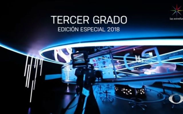Tercer Grado fue visto por más de 18.3 millones de personas - Foto de Noticieros Televisa