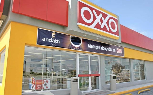 Ahora se podrán recibir paquetes de Amazon en las tiendas Oxxo - Foto de internet