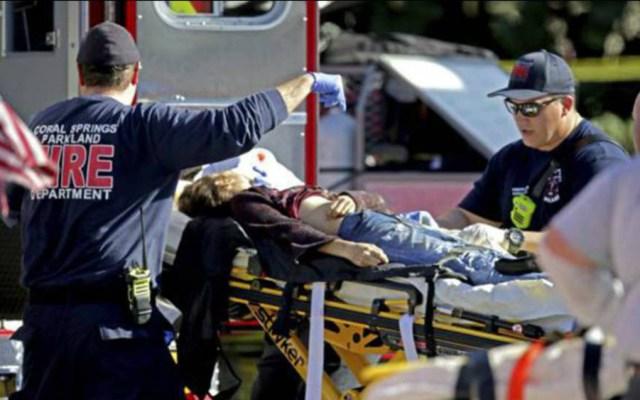 Al menos 30 tiroteos escolares en EE.UU. durante la era Trump - Foto de AP