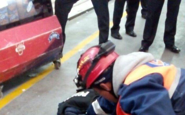 Asesinan a mujer policía que intentó frustrar asalto en Central de Abasto - Foto de Alertas Urbanas