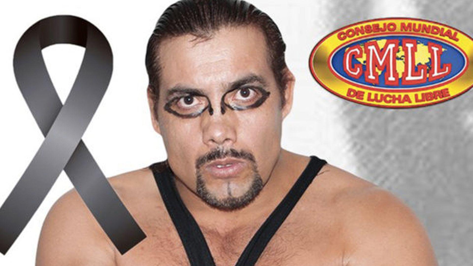 Muere Universo 2000, célebre luchador profesional