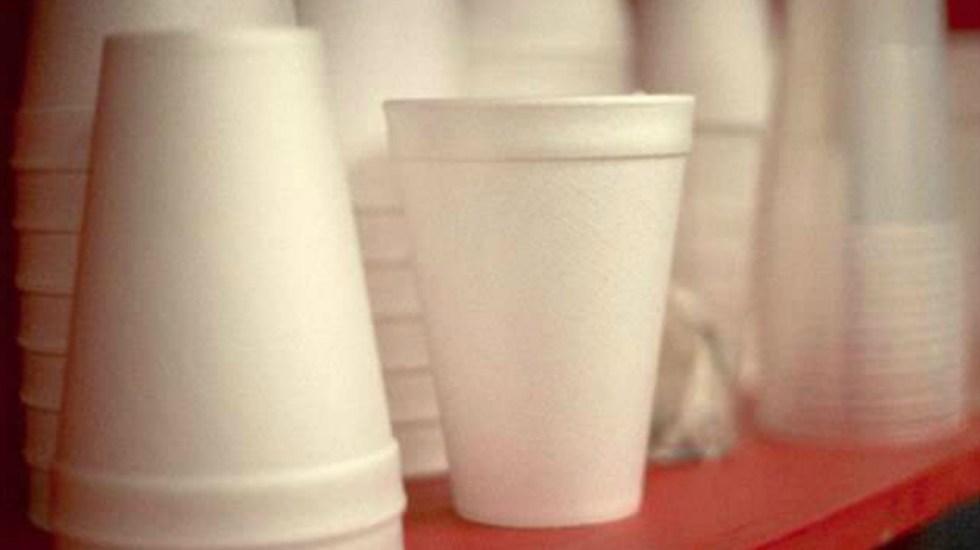 """""""Probablemente cancerígeno"""" químico utilizado en envases plásticos y vasos desechables: OMS - Foto Corbis Images"""