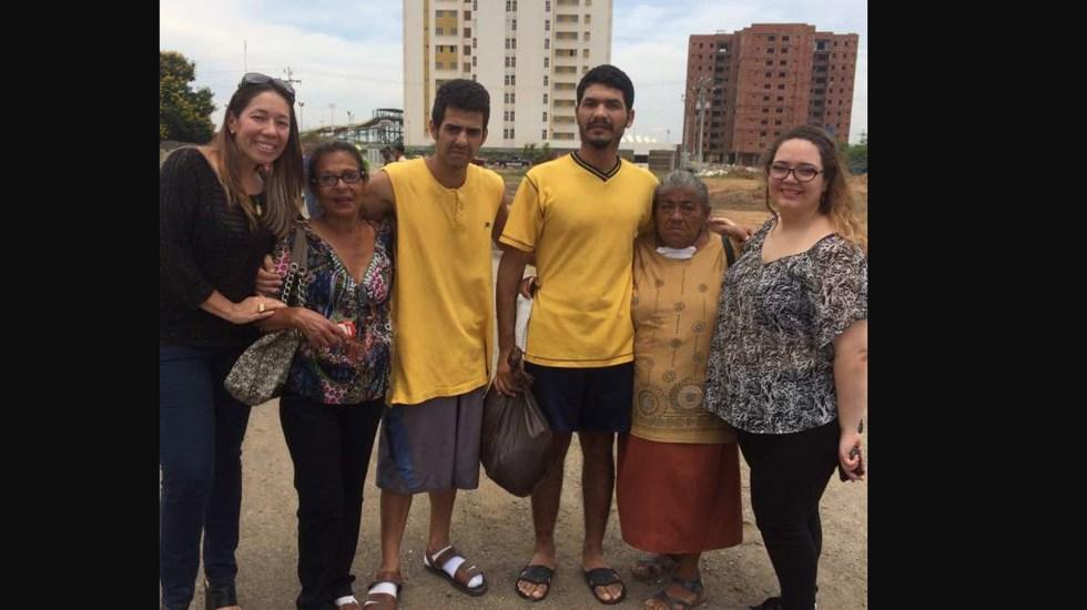 Liberan a 16 presos políticos en Venezuela
