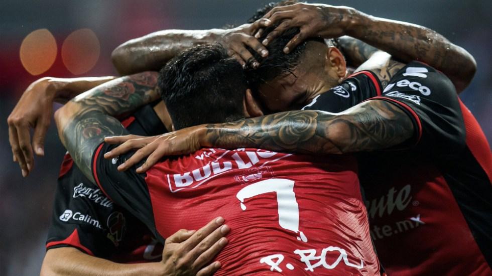 Xolos eliminó a Rayados y va a Semifinales - Foto de @Xolos