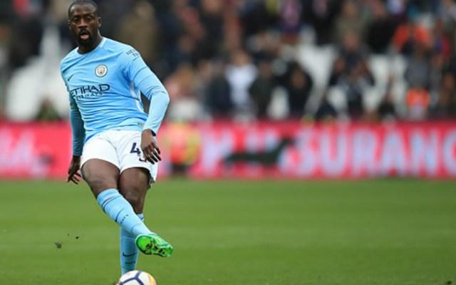 Yaya Touré dejará al Manchester City - Foto de Getty Images