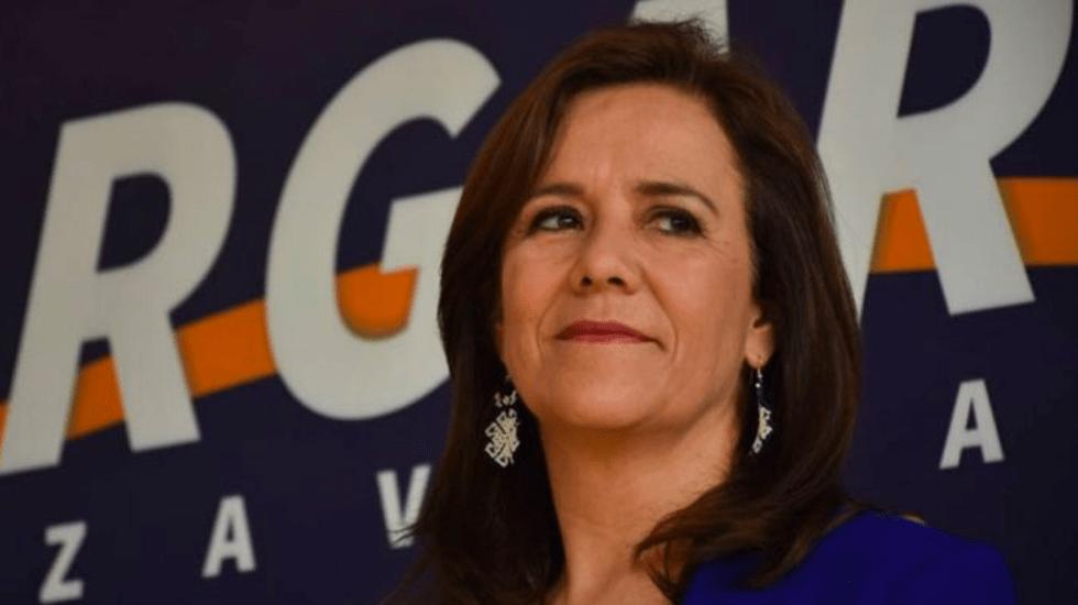 Margarita Zavala renuncia a su candidatura independiente - Foto de Internet