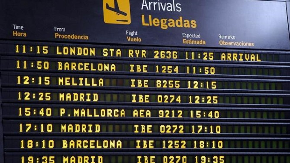 Aerolíneas exageran duración de vuelos, pero ¿por qué? - Foto de internet