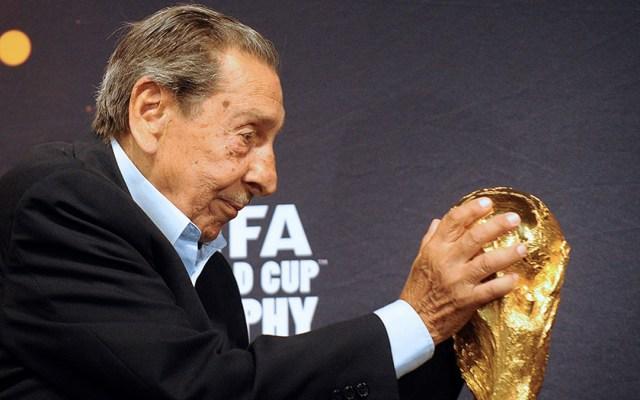 Votan a Alcides Ghiggia el mejor jugador de las Copas del Mundo - Foto de Internet