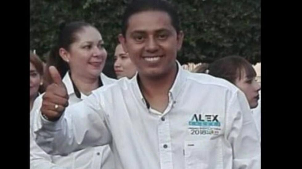 Asesinan a candidato a alcaldía en Michoacán - Foto de @LupitaJuarezH