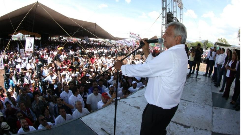 AMLO reitera que hará una terna para designar a fiscal general - Foto de Morena