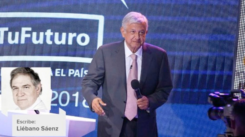 Los empresarios tardaron en encarar la amenaza populista: Liébano Sáenz