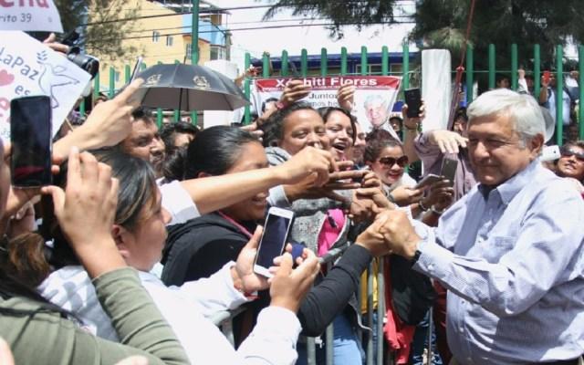 AMLO visitará tres estados para cerrar campaña - Foto de @partidomorena
