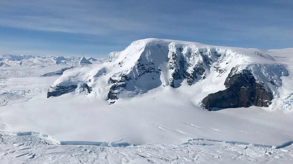 El deshielo de la Antártida aumenta en los últimos cinco años - Foto de NASA