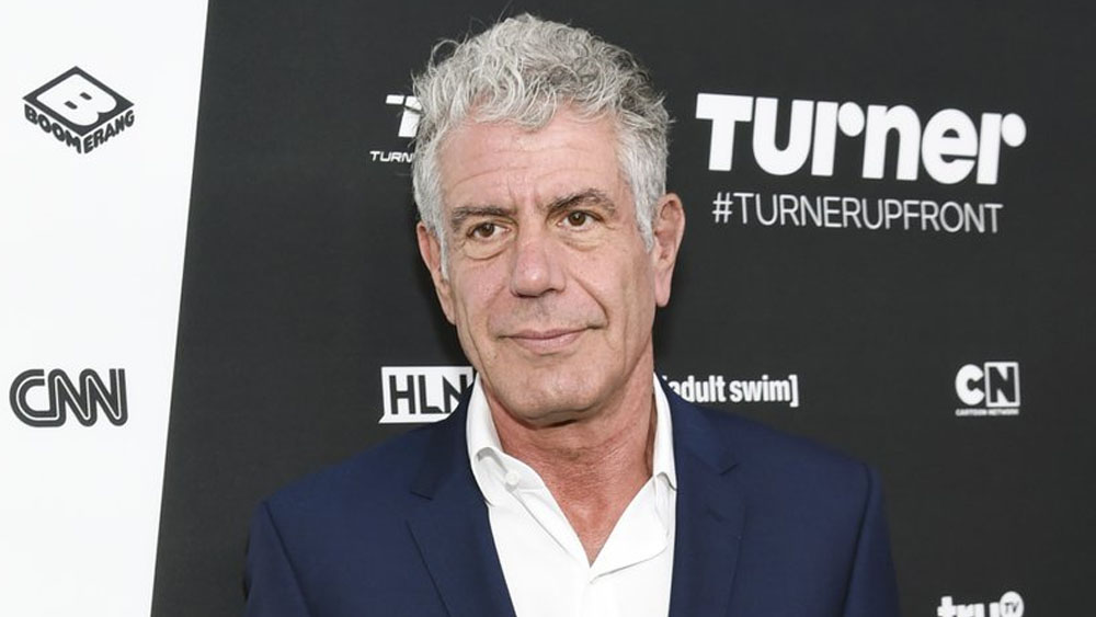 Se suicidó el chef Anthony Bourdain
