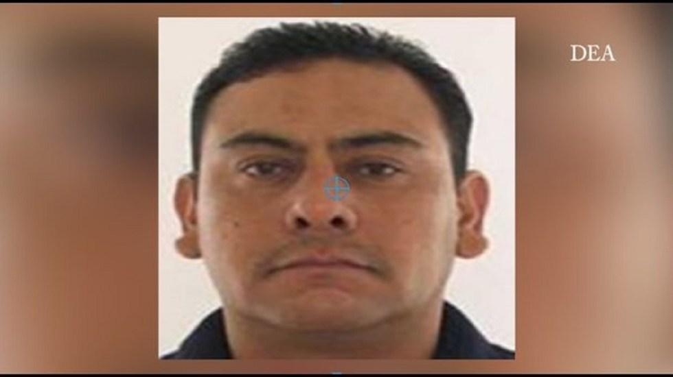 Extraditan a EE.UU. a exjudicial por tráfico de drogas - Foto de DEA