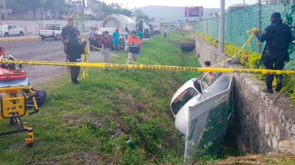 Matan a hombre tras ataque en carretera de Chilpancingo - Foto de Quadratín