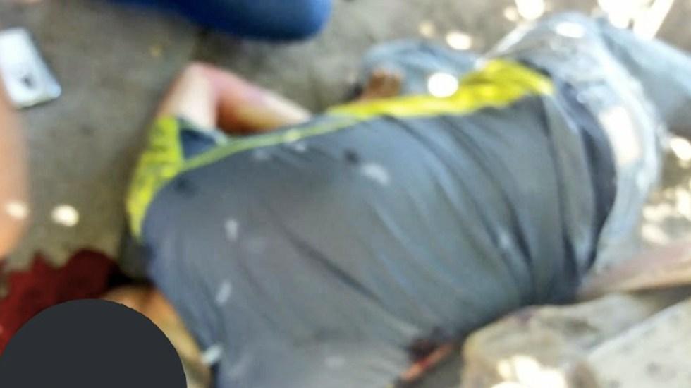 Asesinan a dos en Ecatepec - Foto de Alertas Urbanas