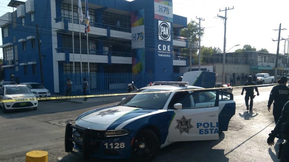 Resultado de imagen para edificio pan victoria tamaulipas