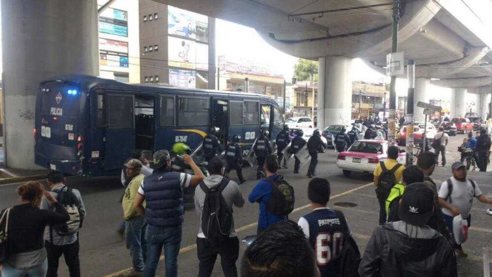 Balacera en Iztapalapa fue detonada por enfrentamiento entre narcomenudistas