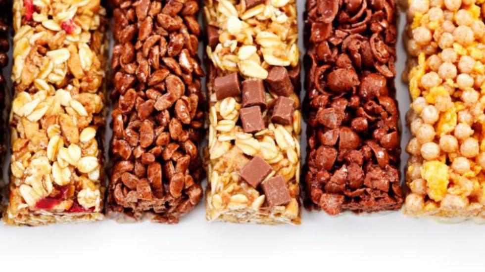 """Los refrigerios """"saludables"""" que contienen más azúcar que una barra de chocolate - Foto de Internet"""