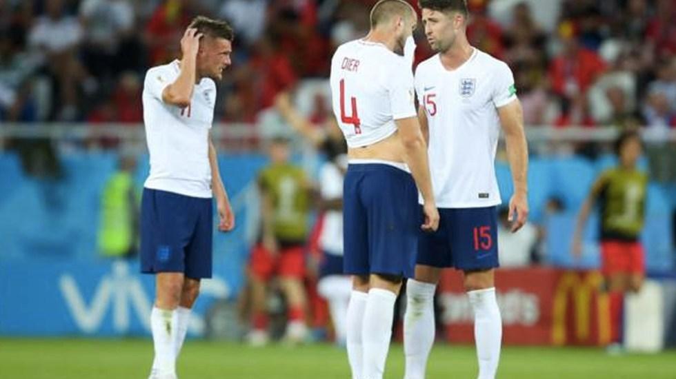 Bélgica vence a Inglaterra y avanza primero - Foto de Getty