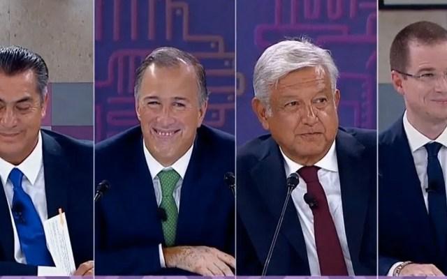 Lo más destacado del Tercer y último Debate Presidencial - Foto de INE