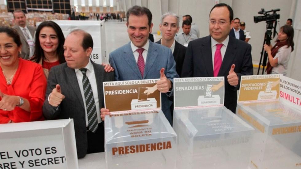 Aceptan 1.5 millones de ciudadanos ser funcionarios de casilla: INE - Foto de Notimex