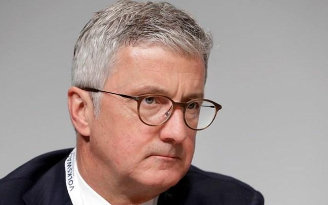 Investigan a CEO de Audi por manipulación de emisiones - Foto de AP