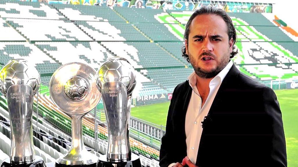 Club León presenta proyecto para nuevo estadio - Foto de Club León