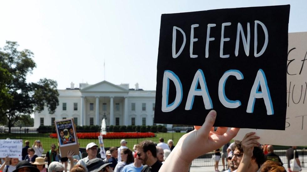 Corte ordena a Trump mantener el programa DACA - corte de apelaciones ordena restablecer daca