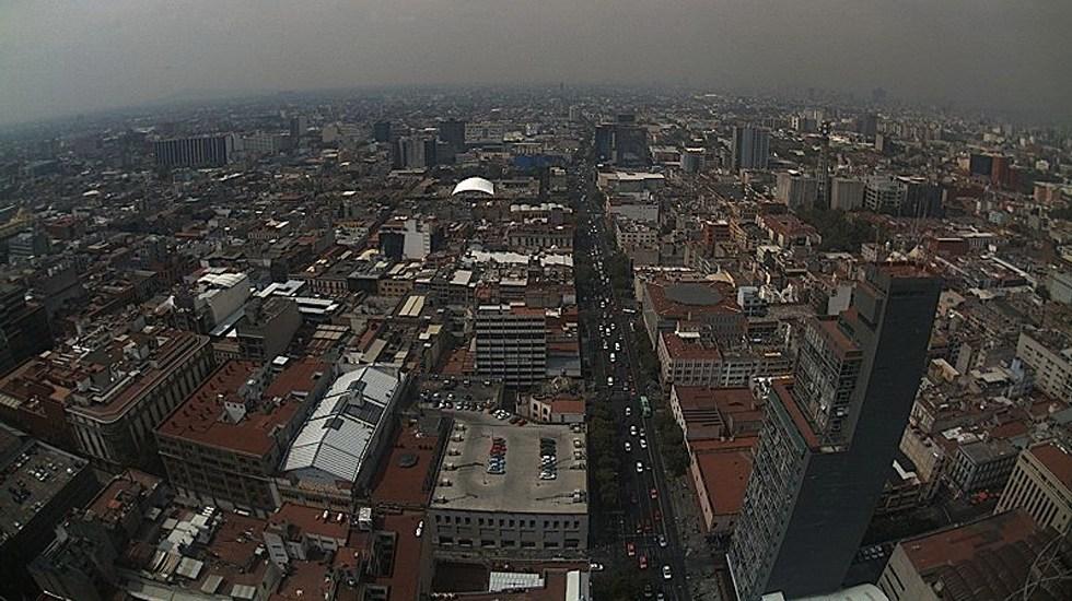 Suspenden Contingencia Ambiental - Foto de @webcamsdemexico