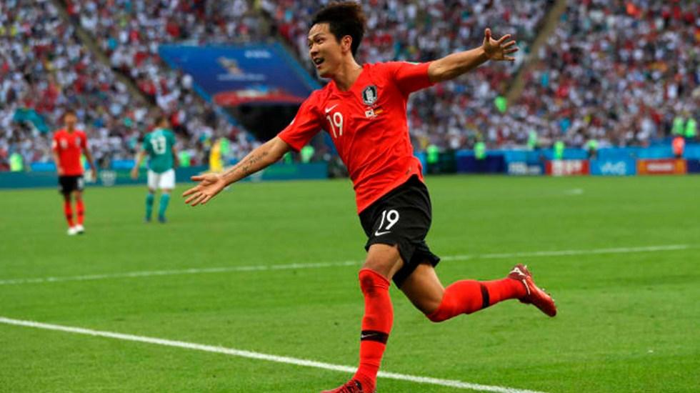 Jersey de Corea del Sur impone récord histórico de ventas - Foto de @FIFAWorldCup