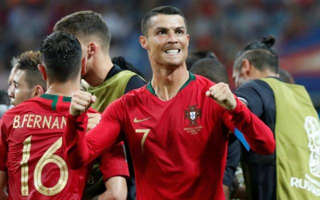 Televisa domina en transmisión del España vs Portugal - Foto de Reuters